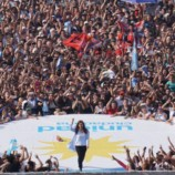 MULTITUDINARIO ACTO DE CRISTINA – #CristinaEnRacing, FUE TENDENCIA GLOBAL EN INTERNET